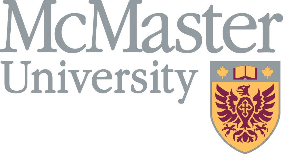 McMaster University official logo and crest