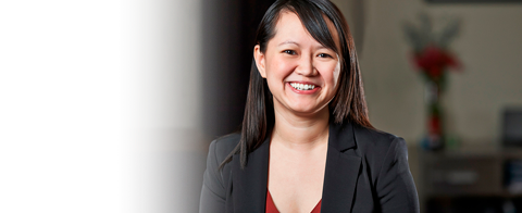 Ngoc Nguyen, McMaster University Continuing Education Marketing graduate